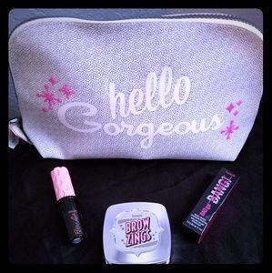 Benefits Makeup with Bag